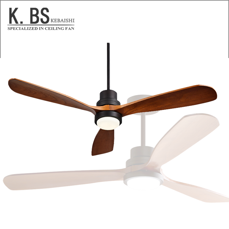 Best Quality Antique Style Retro Ceiling Fans Lamp Wood Ceiling
