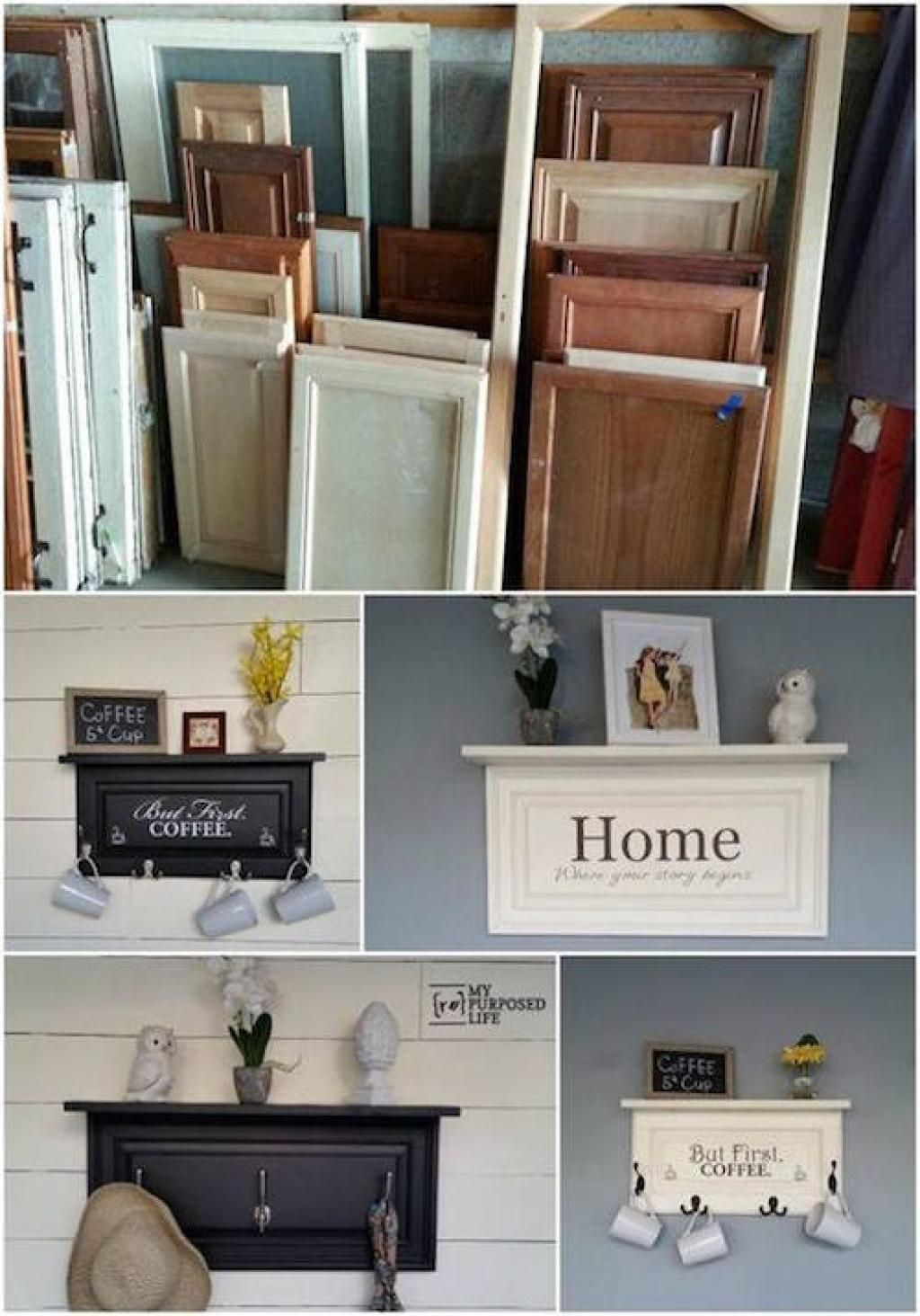Les 30 meilleures transformations de meubles et d 39 objets r cup r s tra - Transformation de meuble ...