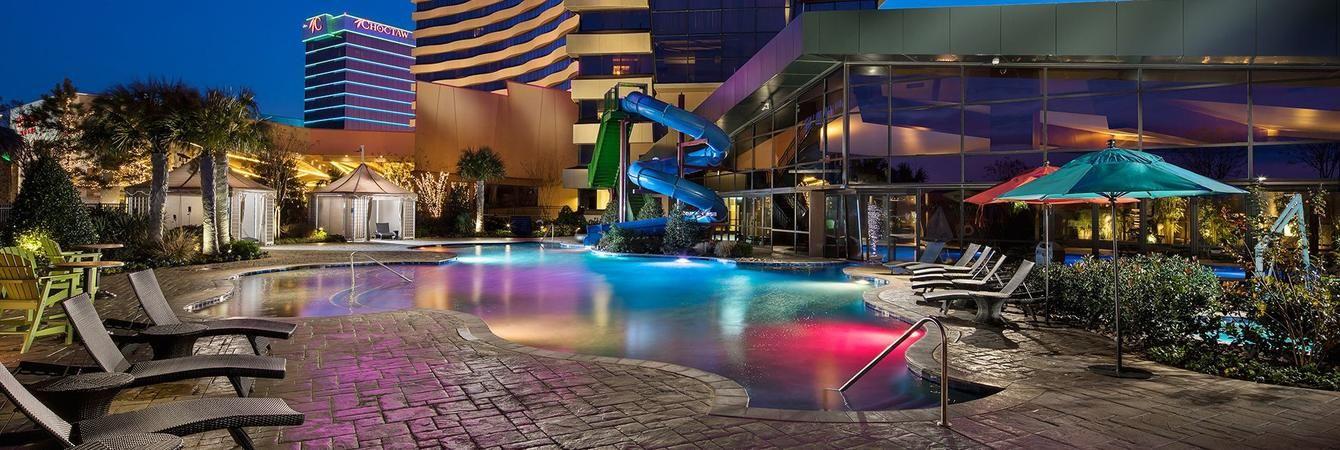 Choctaw Resort Durant Ok