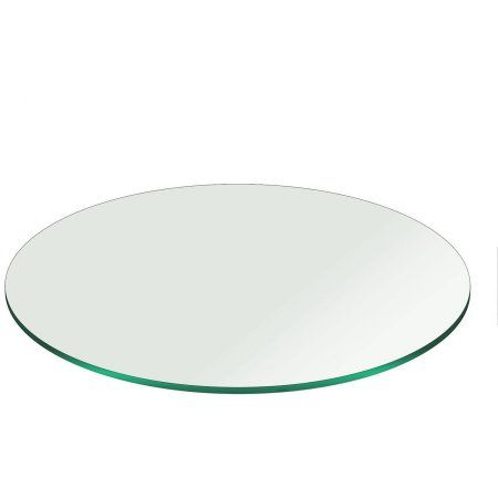 Home Tempered Gl Table Top Round