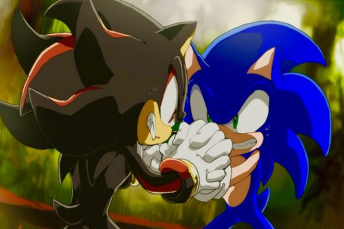 Sonic vs shadow anime style songokukakarot super - Jeux de sonic vs shadow ...