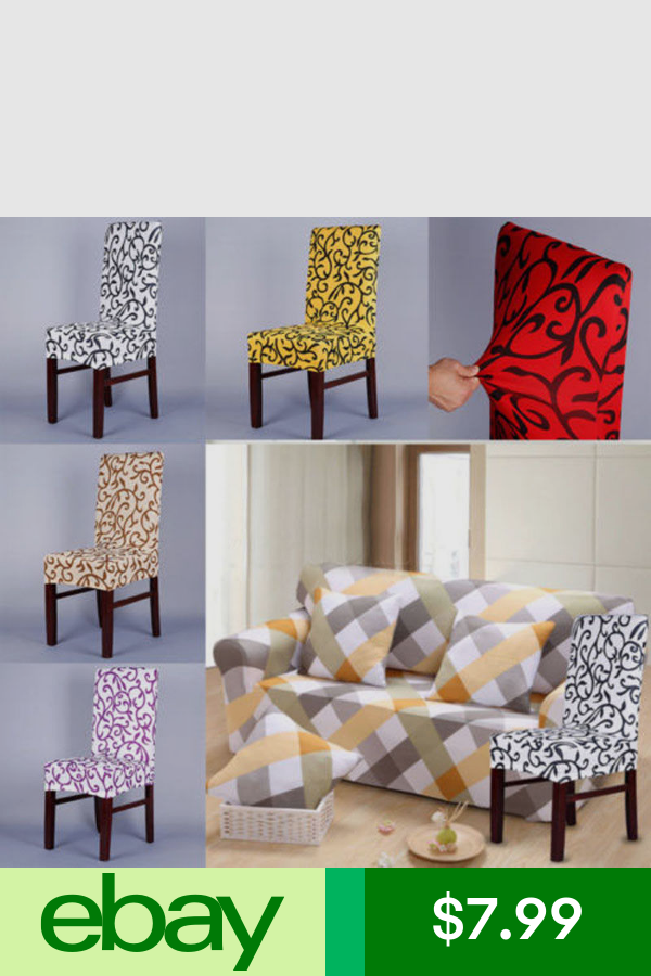 Venue Decorations Home Garden Ebay Dining Room Seat Covers