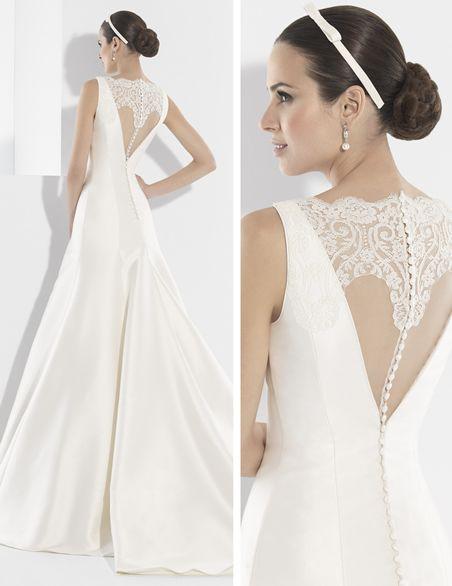 Franc Sarabia Spring Wedding Dress Collections