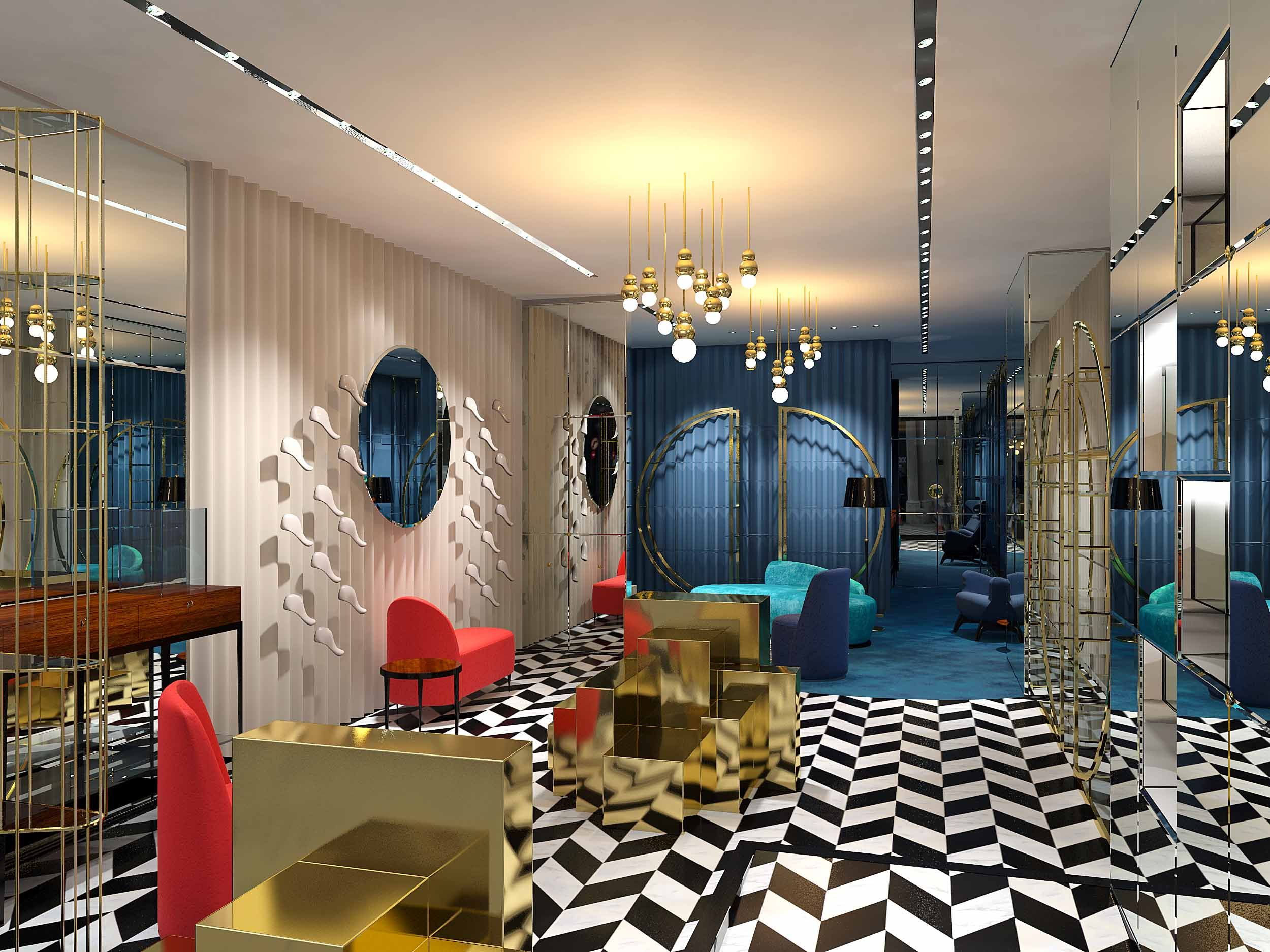 Nouveau Concept Store Paris #2: SERGIO ROSSI Inaugure Un Nouveau Concept Store à Londres