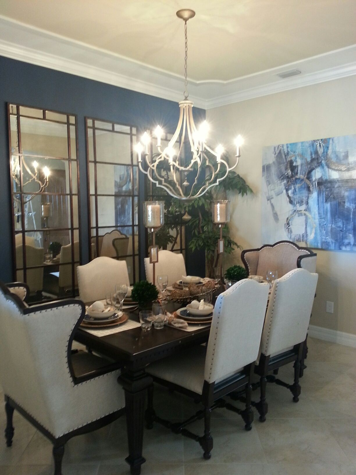 Lennar Princeton Model At Bonita National Springs Fl Interior Design By Janet Graham Baer S Furniture Naples