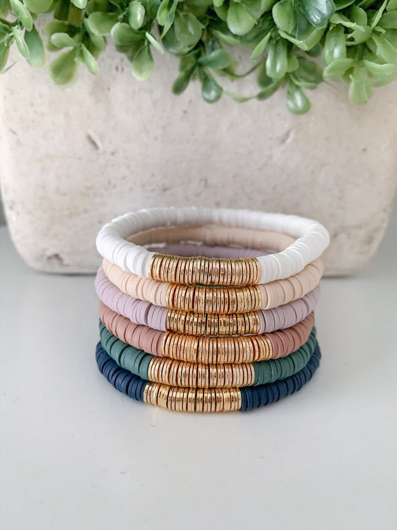 1 BRONZE Bangle Bracelet Blank 7 34 inch Expandable Jewelry Supplies Great for Personalized Bridesmaids /& Best Friend Gifts Add Charms Gems