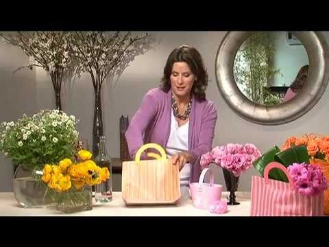 Mothers day Flowers Modern Flower Arrangements | Gifts | Iris Rosin - YouTube
