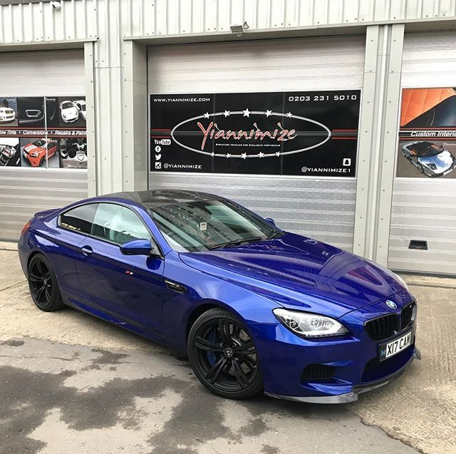 Instagram Media By Yiannimize So Cameronferguson17 Bmw M6 Is In For A Full Wrap The Problem He Keeps Changing His Mind On Colour Someone Help Him Please