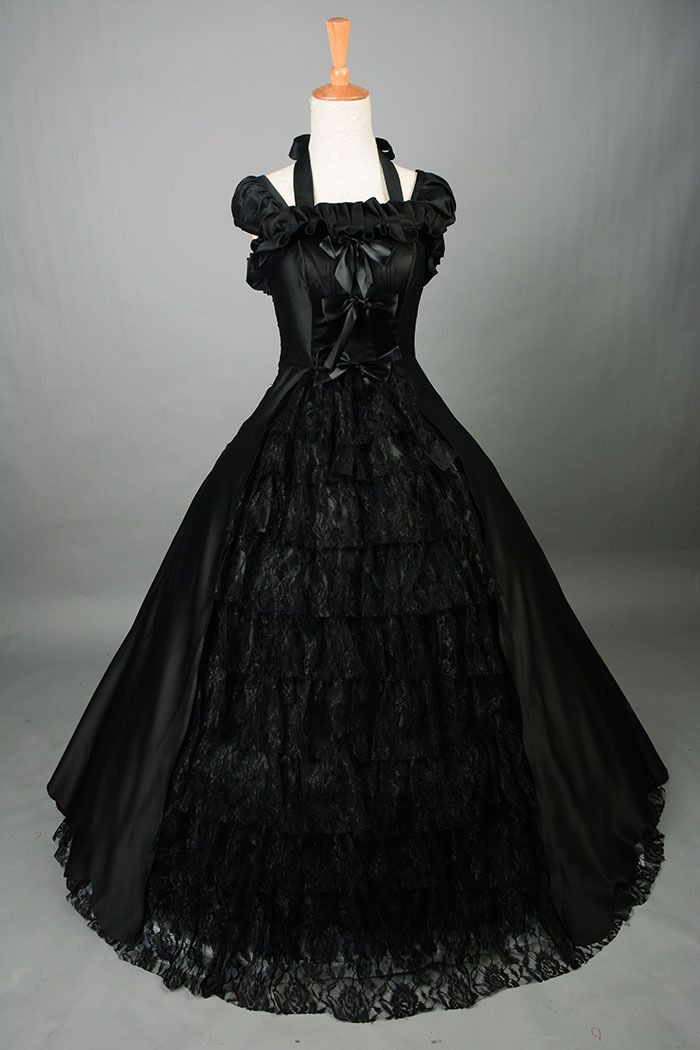 gothic lolita victorian dress Southern bell costume Ball Gown ...