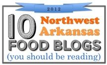 nwaFoodie: 10 Northwest Arkansas food blogs you should be reading in 2012.