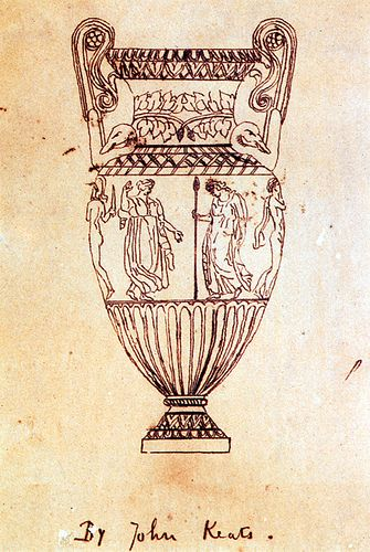 Ode On A Grecian Urn Wikipedia The Free Encyclopedia Floral And