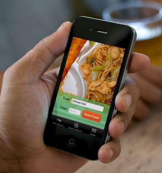 ¡Crean aplicación para compartir comida! ¿La usarías?: http://www.sal.pr/?p=73658