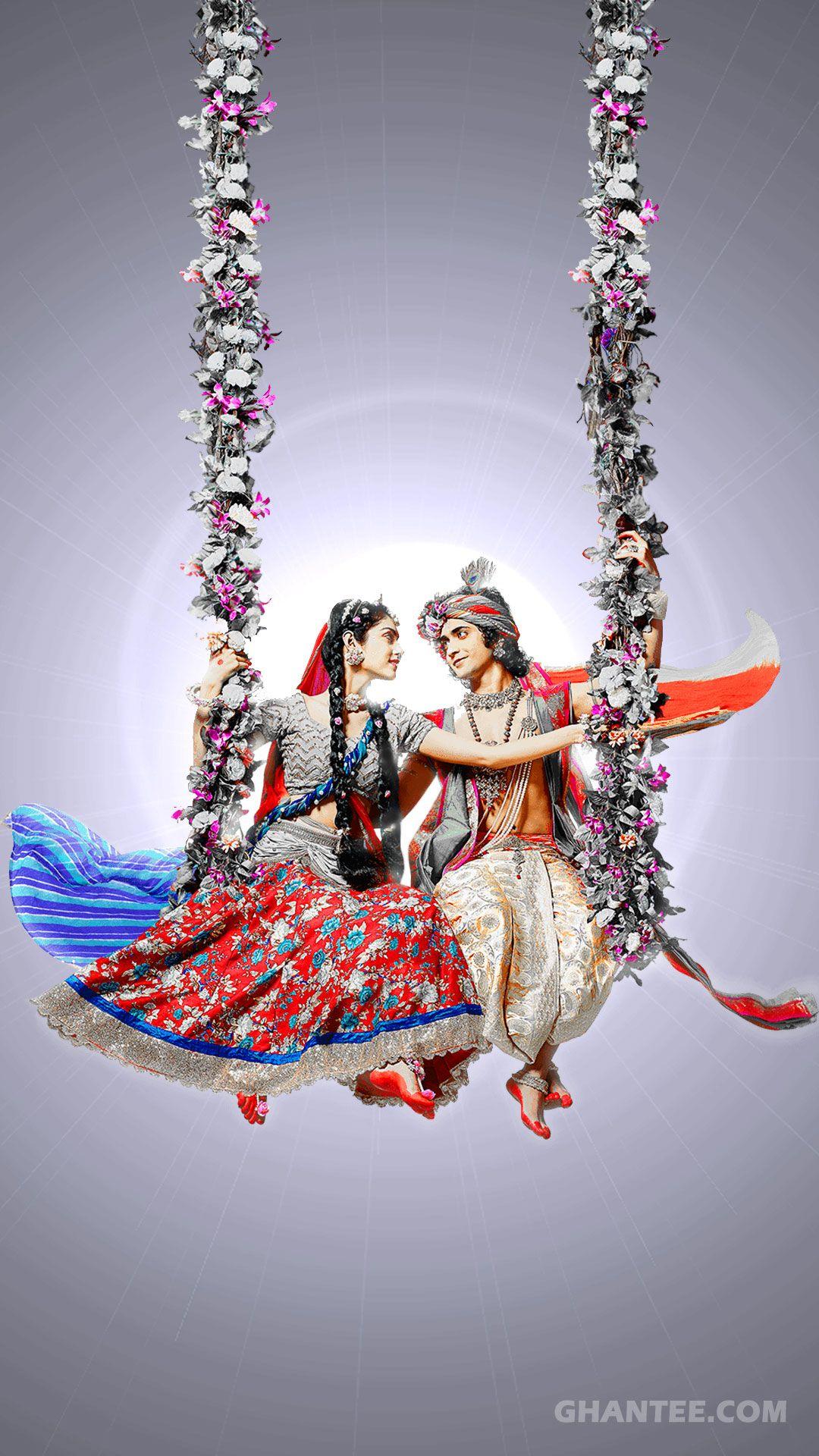 Radhakrishna Wallpaper For Mobile Ghantee Radhe Krishna Wallpapers Shree Krishna Wallpapers Radha Krishna Holi Radha krishna love wallpaper hd 3d full