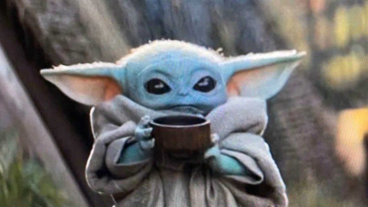 You Might Have Thought Baby Yoda Was Too Cute To Eat But This Pie Will Make You Think Twice Yoda Emoji Yoda Meme Disney Plus