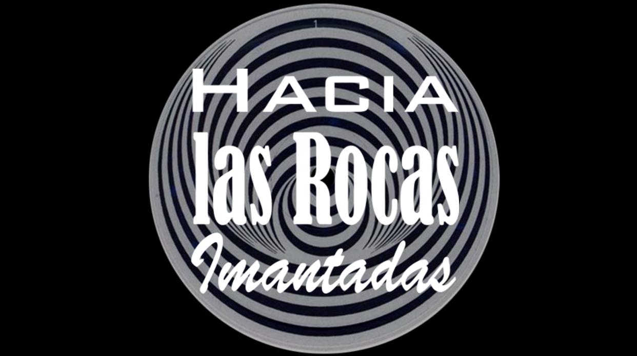 Logo y nombre Hacia las Rocas Imantadas