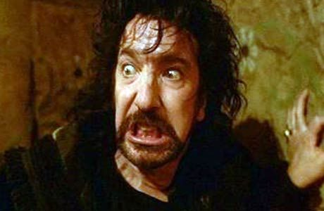 Image result for robin hood prince of thieves alan rickman