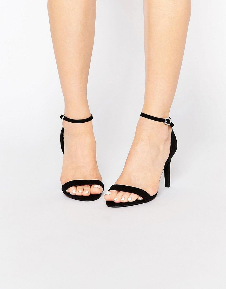 46043dffce0 Image 1 of New Look Wide Fit Strappy Heel