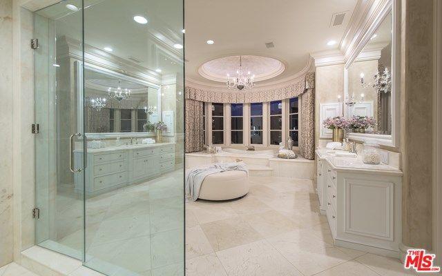 California Bathroom 46 beverly park circle, beverly hills, ca 90210 — real estate