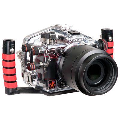200fl Underwater Ttl Housing For Nikon D5300 Dslr Cameras Underwater Camera Housing Underwater Camera Camera Photography
