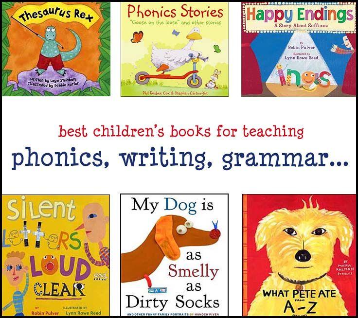 Teaching Language Arts & Literacy with Children's Books