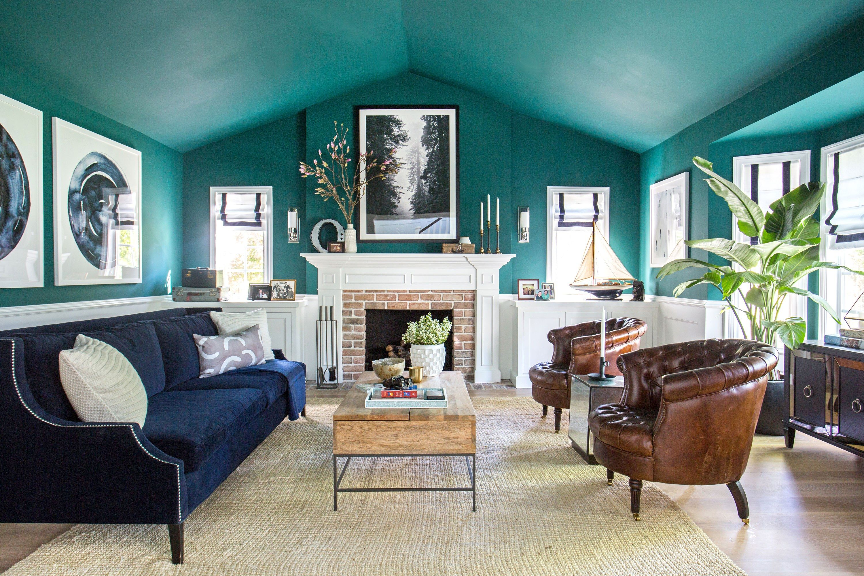 Before & After House Tour: A 1970s Hollywood Hills Home Gets a Classic Renovation