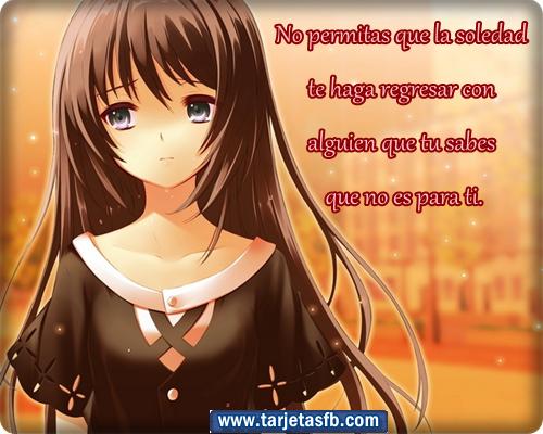 Imagenes Con Frases De Amor Para Facebook: Imagenes De Amor Con Frases De Amor Para Facebook De Anime