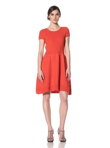 55% OFF Cynthia Steffe Women\'s Marley Dress (Fire)