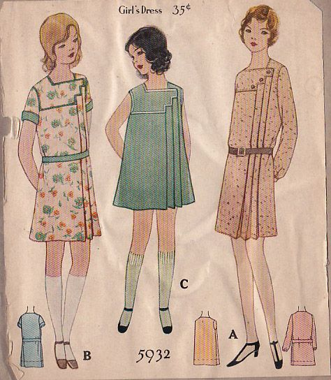 5932mccall,, from Vintage Pattern wiki