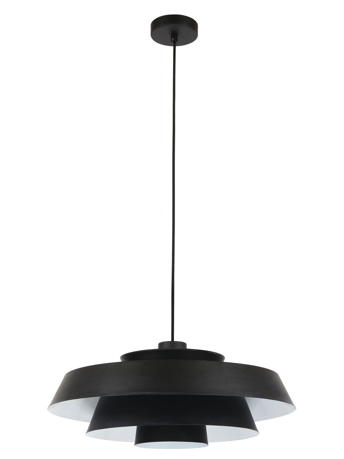 Beacon Harlow Large Pendant in Black lighting Pinterest