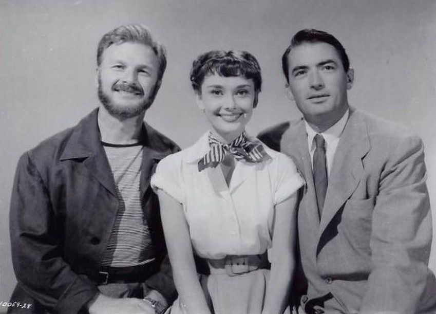 Image result for photos of Eddie Albert from Roman Holiday