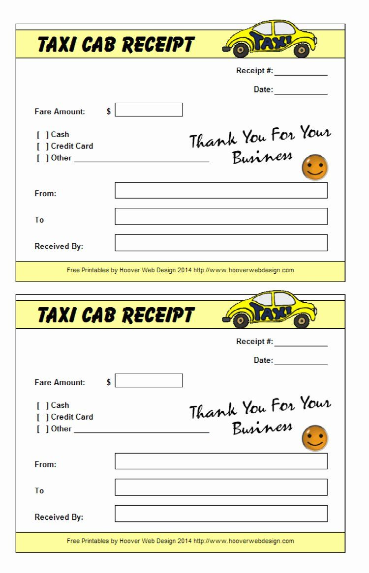 Making A Receipt Template Beautiful 16 Free Taxi Receipt Templates Make Your Taxi Receipts Receipt Template Business Template Templates