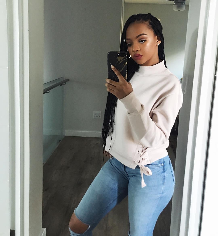 15.1k Likes 72 Comments - Mihlali Ndamase (@mihlalii_n) on Instagram | God Created Women ...