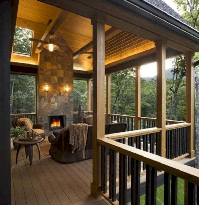 30+ DIY Outdoor Hearth And Fire Pit Ideas