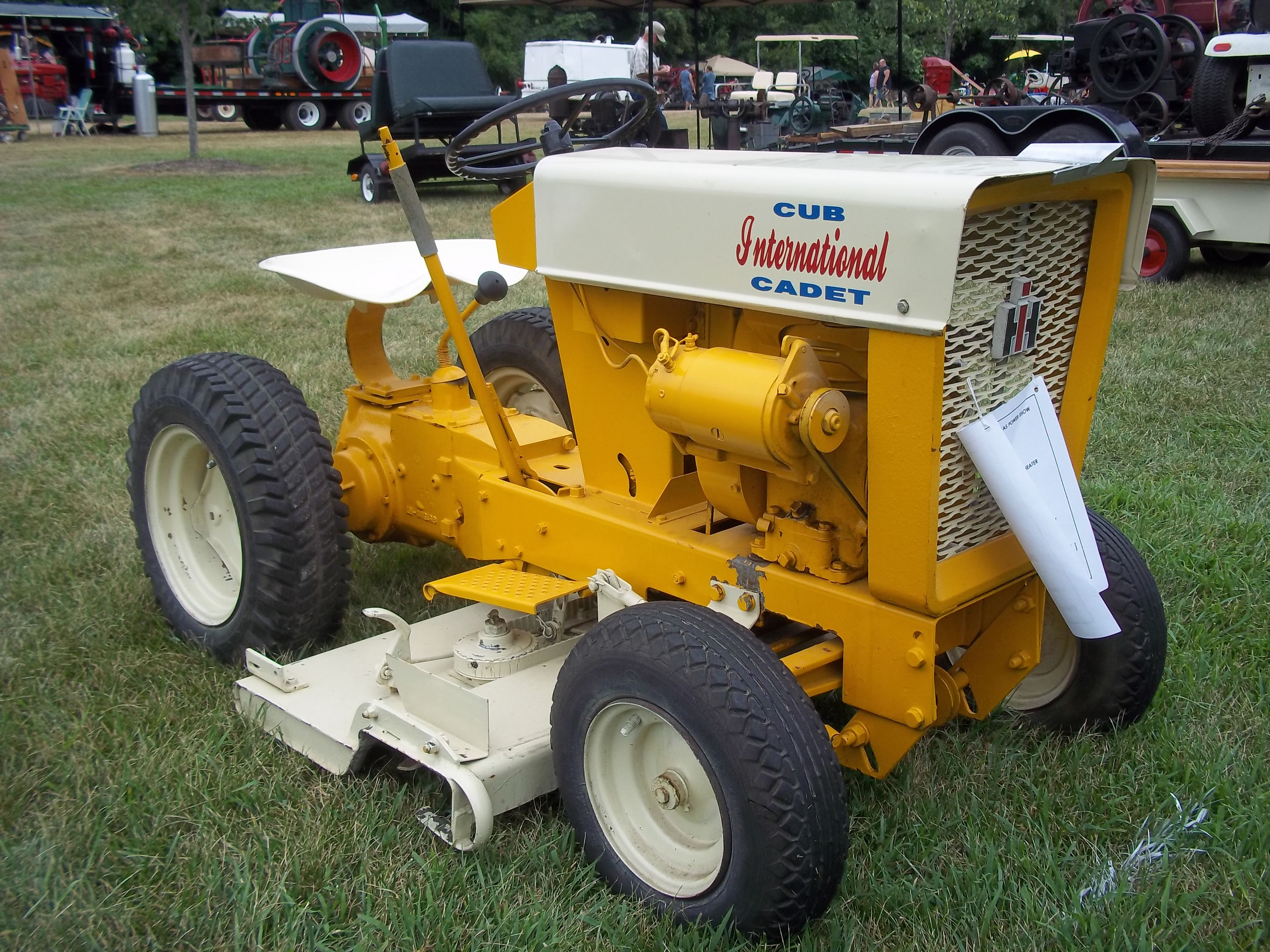 Cub Cadet Mower Parts : John deere replacement engines parts the home depot