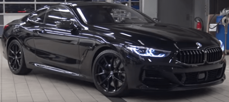 2020 BMW M850i series