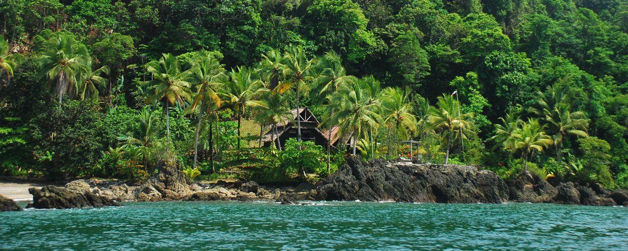 Refugio verde para tu espíritu - Hotel Nuquí Colombia