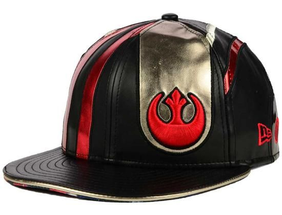 free shipping b1b71 03c37 X-Wing Pilot Big Face 59Fifty Fitted Cap by STAR WARS x NEW ERA