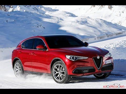 Alfa Romeo Stelvio Driving Clip Youtube Macchine Sportive