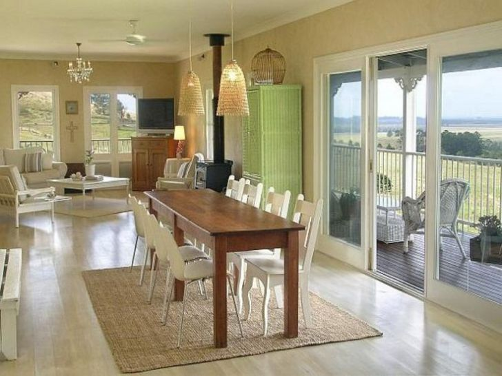 Narrow Oval Kitchen Table