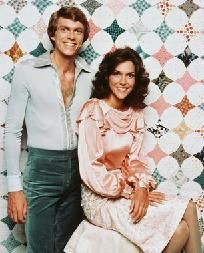 The Carpenters Karen And Richard 8x10 Glossy Framed Photo