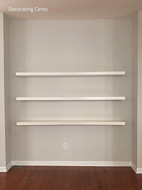 Installing Ikea Lack Shelves