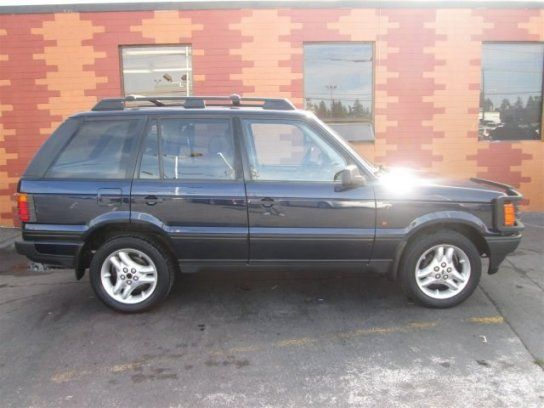 Check Out This 1998 Land Rover Range Rover On Autotrader Com Land Rover Range Rover Used Land Rover