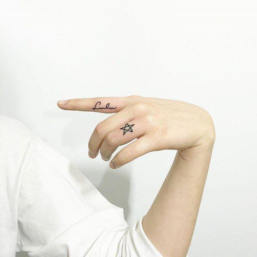 Photo of 90 Tatuagens no Dedo – Modelos Lindos e Criativos