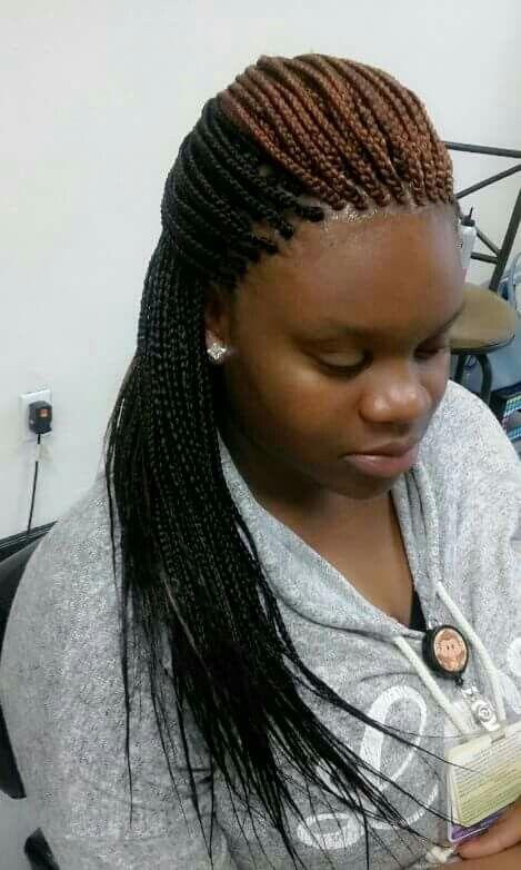 Box Braids By Amina African Hair Braiding Big Box Braids Hairstyles Box Braids Hairstyles Hair Styles