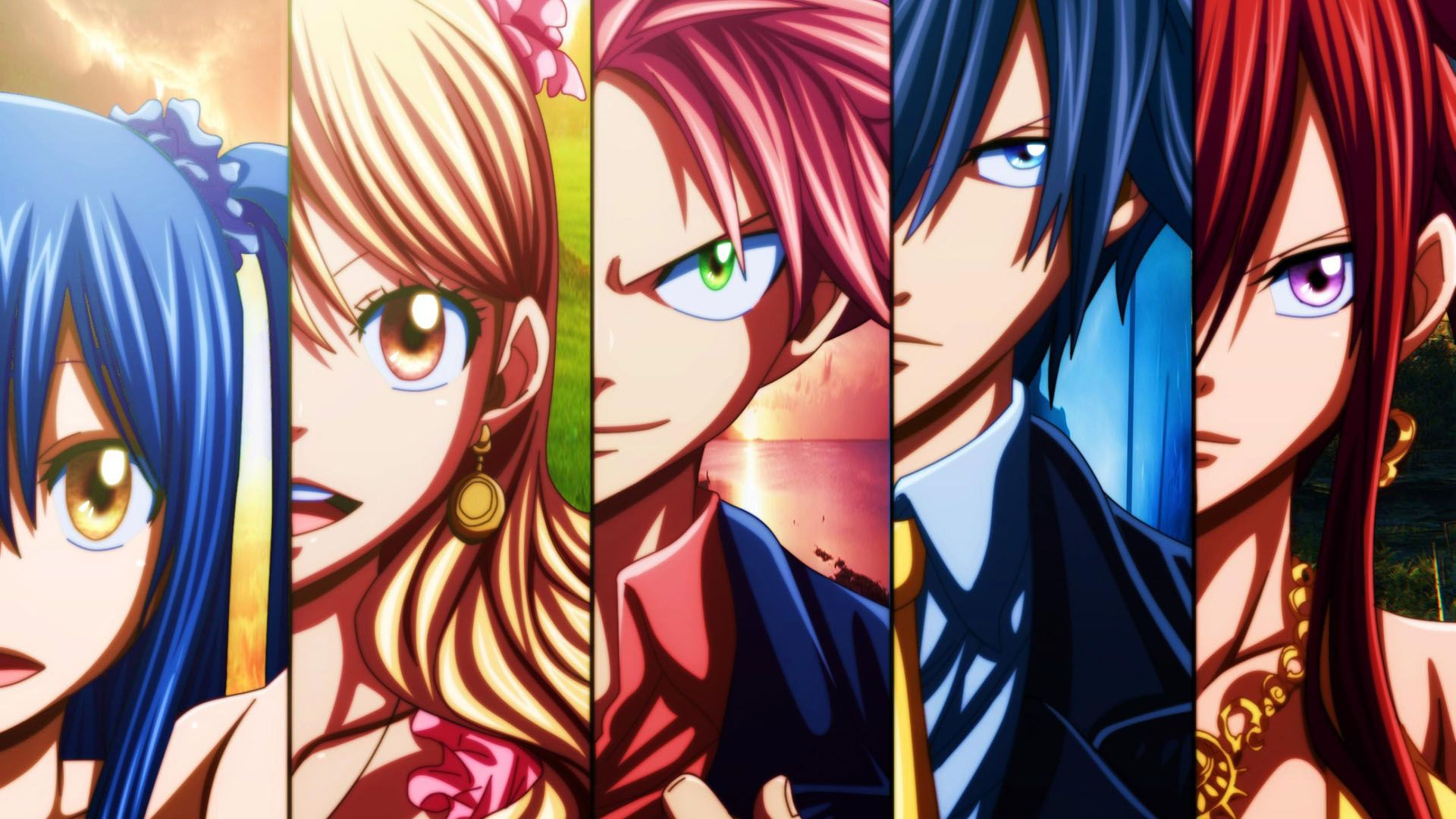 Fairy Tail HD Wallpapers Backgrounds Wallpaper