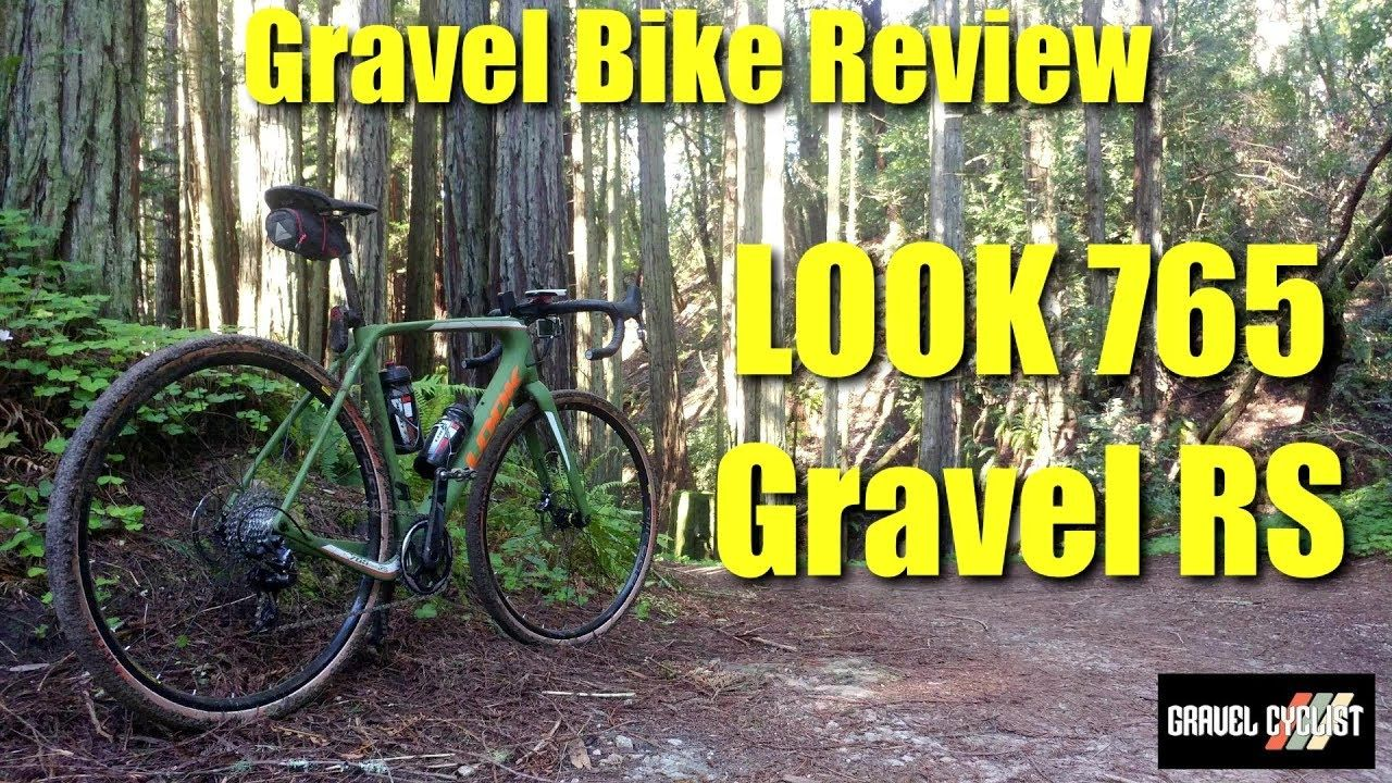 Gravel Bike Review Look 765 Gravel Rs Stand Out From The Crowd Youtube Bike Reviews Gravel Bike Gravel