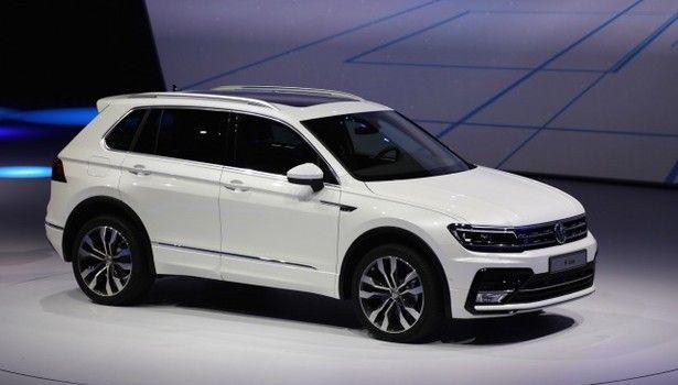 2018 Volkswagen Tiguan Release Date Suv Volkswagen Touareg Tiguan Vw