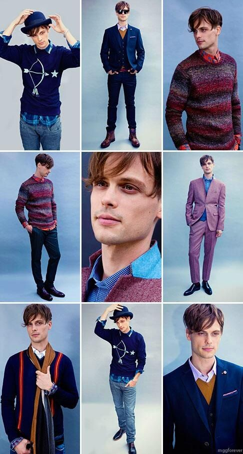 The many sides of Matthew Gray Gubler