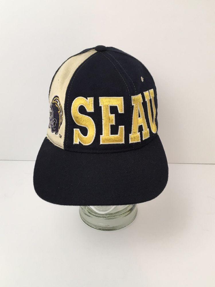 712caebb06ee2 Vintage Starter Wool Cap Seau 55 San Diego LA Chargers NFL Pro Snapback  Rare  Starter  SanDiegoChargers