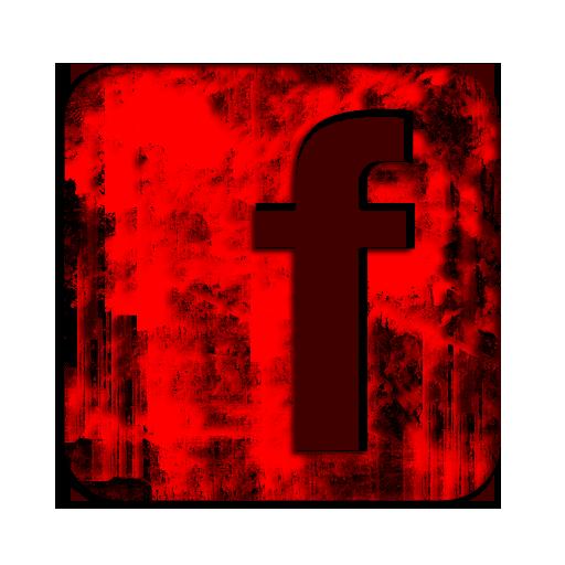 Grunge FaceBook logo Logo facebook, Social media logos